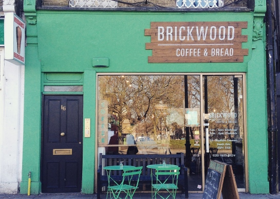 Brickwood Coffee & Bread